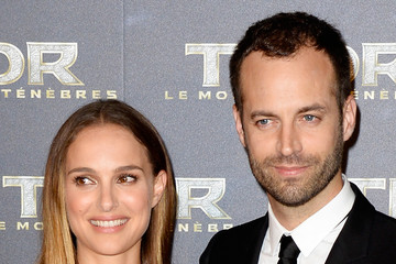 Benjamin Millepied 'Thor: The Dark World' Premieres in Paris