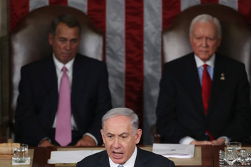 Benjamin Netanyahu Benjamin Netanyahu Addresses Joint Meeting of Congress