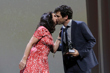 Benjamin Nuel Award Ceremony - 75th Venice Film Festival