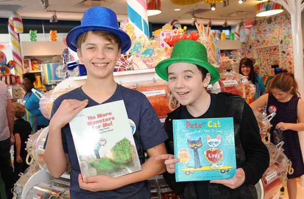 Dylan's Candy Bar And Milk + Bookies Partner For The LA Launch Of The 50th Anniversary Charlie And The Chocolate Factory Capsule Collection
