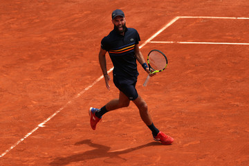 Benoit Paire 2018 French Open - Day Two
