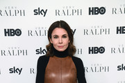 """Nadine Warmuth during the premiere of the HBO Documentary """"Very Ralph"""" on November 11, 2019 in Berlin, Germany."""