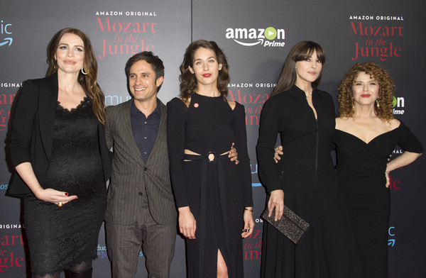 Screening Event For Amazon's 'Mozart In The Jungle' - Arrivals