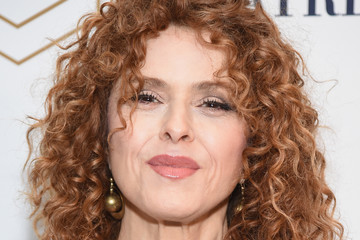Bernadette Peters 'Sunday in the Park With George' Broad Way Opening Night - Arrivals & Curtain Call