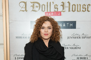 Bernadette Peters Opening Night on Broadway of Lucas Hnath's 'A Doll's House, Part 2' Starring Laurie Metcalf and Chris Cooper