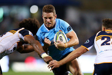 Bernard Foley Super Rugby Rd 7 - Brumbies vs. Waratahs