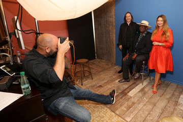 Bernard MacMahon Behind The Scenes Of The Getty Images Portrait Studio Powered By Samsung Galaxy At 2015 Summer TCA's