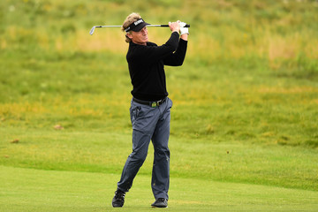 Bernhard Langer The Senior Open Championship - Day Three