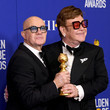 Bernie Taupin 77th Annual Golden Globe Awards - Social Ready Content