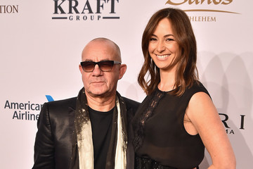 Bernie Taupin Heather Taupin 15th Annual Elton John AIDS Foundation, an Enduring Vision Benefit - Arrivals