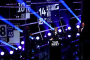 Luka Modric of Real Madrid receives the trophy for The Best FIFA Men's Player 2018 during the The Best FIFA Football Awards Show at Royal Festival Hall on September 24, 2018 in London, England.
