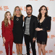 Justin Theroux and Julie Castle Photos