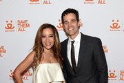 Sunny Hostin and Rob Marciano Photos Photo