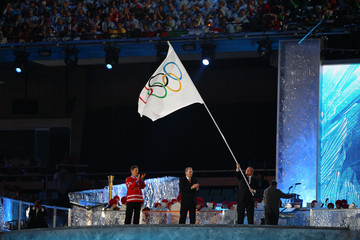 Jacques Rogge Gregor Robertson Best of Olympics Closing Ceremony