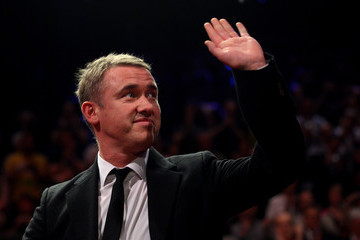 Stephen Hendry Betfred.com World Snooker Championship