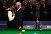 Ronnie O'sullivan Barry Hearn Photos Photo