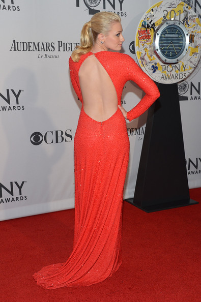 Beth Behrs - 66th Annual Tony Awards - Arrivals