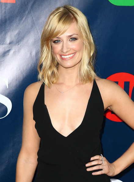 Beth Behrs Pictures TCA Summer Press Tour Party Zimbio