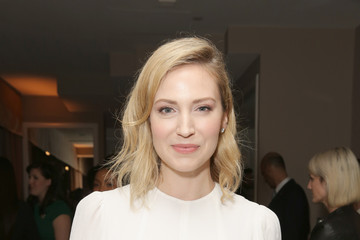 Beth Riesgraf ELLE's 6th Annual Women In Television Dinner Presented By Hearts on Fire Diamonds And Olay - Inside