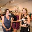 Danielle McGrory Beth Stern Hosts Puppy Adoption And Shopping Event at Intermix Southampton