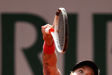Bethanie Mattek-Sands 2017 French Open - Day Six