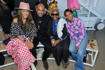 Bethann Hardison Studio 189 - Front Row & Backstage - September 2021 - New York Fashion Week: The Shows