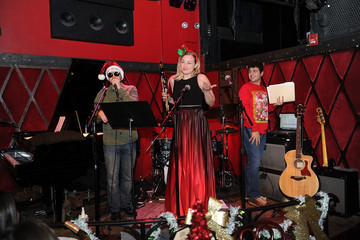 Bethany Watson Elvis Duran Holiday Pageant