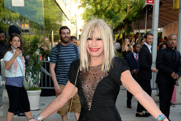 Betsey Johnson Arrivals at the CFDA Fashion Awards — Part 2