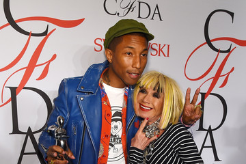 Betsey Johnson 2015 CFDA Fashion Awards - Winners Walk