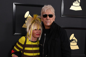 Betsey Johnson The 59th GRAMMY Awards - Arrivals
