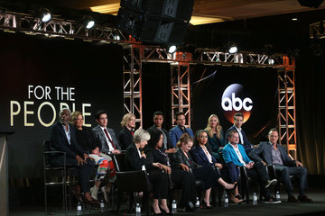 Betsy Beers 2018 Winter TCA Tour - Day 5
