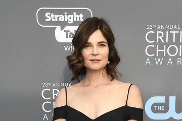 Betsy Brandt The 23rd Annual Critics' Choice Awards - Arrivals