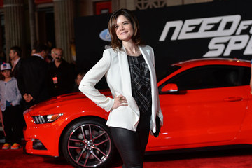Betsy Brandt 'Need for Speed' Premieres in Hollywood — Part 2