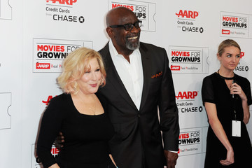 Bette Midler AARP's 15th Annual Movies For Grownups Awards - Arrivals