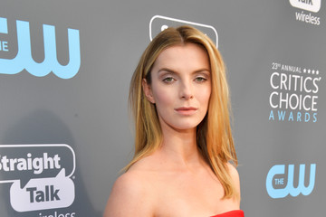 Betty Gilpin The 23rd Annual Critics' Choice Awards - Red Carpet