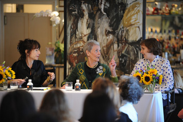 Betty Halbreich 'About Town — Betty Knows Best' Discussion in NYC
