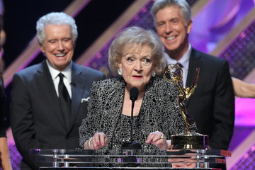 Betty White The 42nd Annual Daytime Emmy Awards - Show