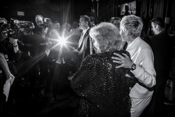 Betty White Arrivals at the People's Choice Awards — Part 2