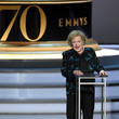 Betty White 70th Emmy Awards - Show