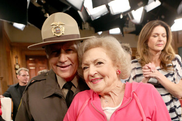 Betty White TV Land Goes LIVE!