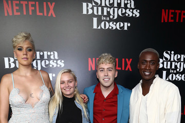 Betty Who Premiere Of Netflix's 'Sierra Burgess Is A Loser' - Red Carpet