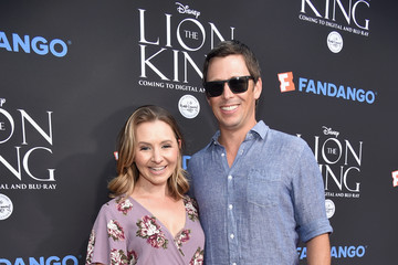 Beverley Mitchell 'The Lion King' Sing-Along at the Greek Theatre in Los Angeles in Celebration of the In-Home Release