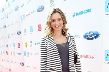 Beverley Mitchell Evenflo At The Red CARpet Event