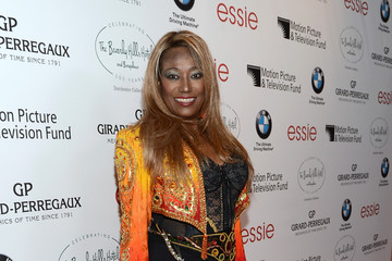 Bonnie Pointer Beverly Hills Hotel 100th Anniversary Weekend - Brett Ratner Hosts Intimate Cocktail And Dinner Featuring Mary J. Blige