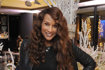 Beverly Johnson Richard Marx And Daisy Fuentes Wedding Event