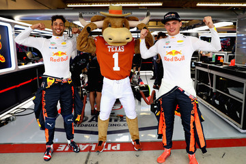 Bevo F1 Grand Prix of USA - Practice
