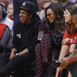 Beyonce Knowles Golden State Warriors v Houston Rockets - Game Six