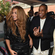 Beyonce Knowles-Carter Roc Nation and Three Six Zero  Pre-GRAMMY Brunch 2015 - Inside