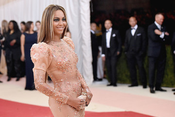 Beyonce Knowles 'Manus x Machina: Fashion in an Age of Technology' Costume Institute Gala