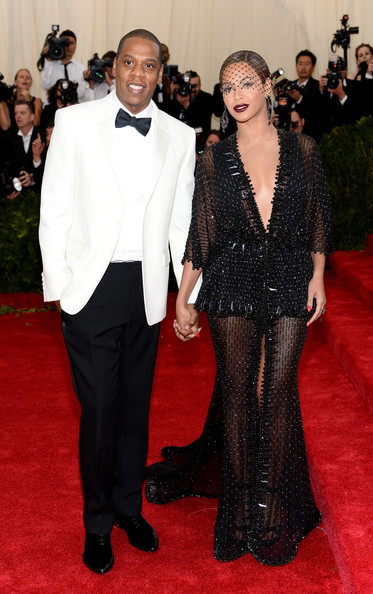 Beyonce Knowles - Red Carpet Arrivals at the Met Gala — Part 3